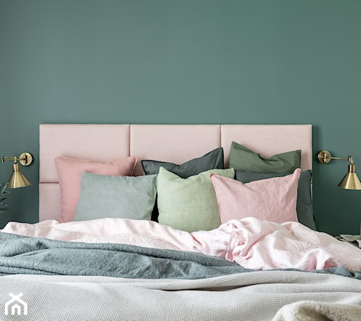 Zielona sypialnia – jakie dodatki i meble się w niej sprawdzą?