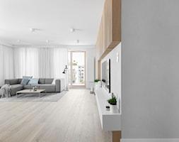 Realizacja projektu mieszkania 132m2 Warszawa Wilanów - zdjęcie od DESIGN MY DEER   Gabriela Bartczak
