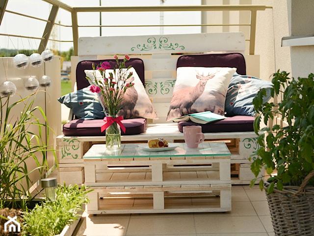 Pomysł na taras. Jak urządzić balkon i taras?