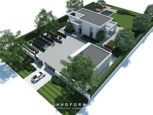 Landform - Architekt i projektant krajobrazu