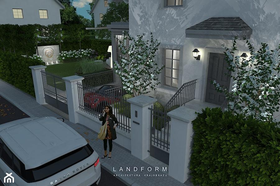 CHAMBER - Ogród, styl klasyczny - zdjęcie od Landform