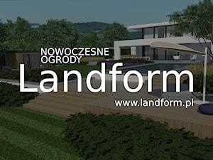LANDFORM - NOWOCZESNE OGRODY