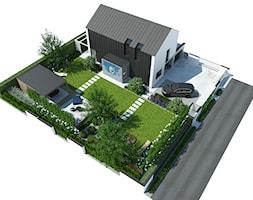 FORM - Ogród, styl nowoczesny - zdjęcie od Landform - Homebook