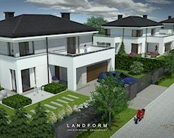 OAK HILL - Domy - zdjęcie od Landform - Homebook