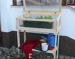 Mini szklarnia balkonowa/tarasowa - zdjęcie od Deco-Taras - Homebook