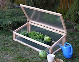 Mini szklarnia ogrodowa - zdjęcie od Deco-Taras - Homebook