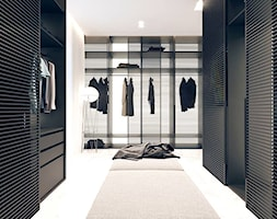 Garderoba+-+zdj%C4%99cie+od+KONZEPT+Architekci