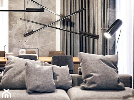 Aranżacje wnętrz - Salon: Wieliczka - Salon, styl nowoczesny - KONZEPT Architekci. Przeglądaj, dodawaj i zapisuj najlepsze zdjęcia, pomysły i inspiracje designerskie. W bazie mamy już prawie milion fotografii!