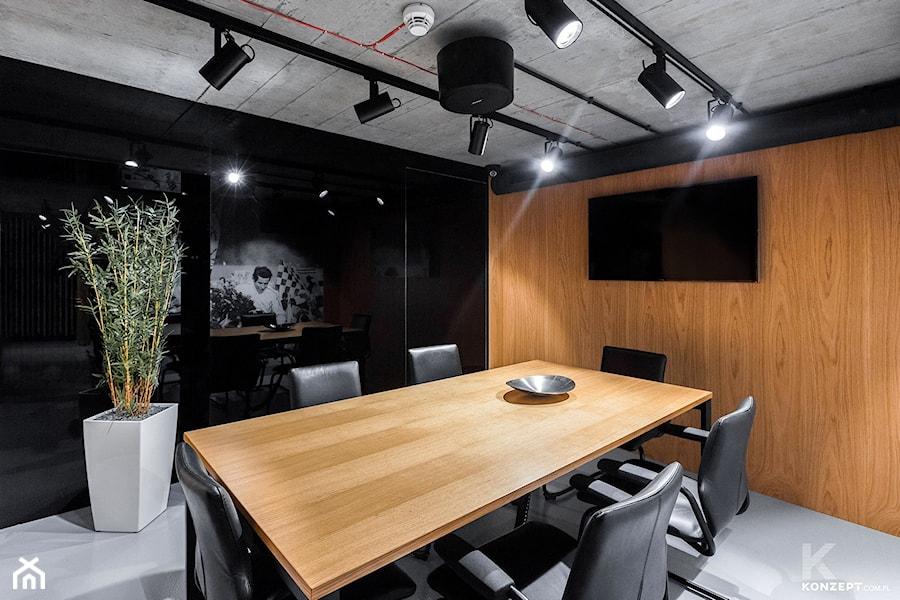 Biuro Private House Brokers - Wnętrza publiczne, styl nowoczesny - zdjęcie od KONZEPT Architekci
