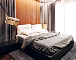 Sypialnia+-+zdj%C4%99cie+od+KONZEPT+Architekci