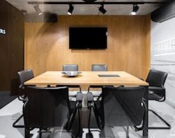 Biuro Private House Brokers - Wnętrza publiczne, styl tradycyjny - zdjęcie od KONZEPT Architekci