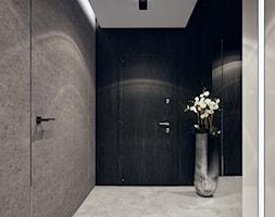 Gen. Kościuszki - Średni hol / przedpokój, styl minimalistyczny - zdjęcie od KONZEPT Architekci