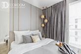 modne zasłony w sypialni 2020