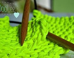 Woolee+NEON+-+zdj%C4%99cie+od+Woolee+Handmade