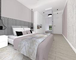 Sypialnia+-+zdj%C4%99cie+od+%C5%81ukasz+Milewski+Architekt