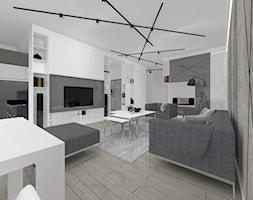 Salon+-+zdj%C4%99cie+od+%C5%81ukasz+Milewski+Architekt