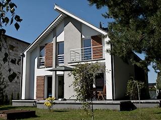 Dom jednorodzinny w Markach