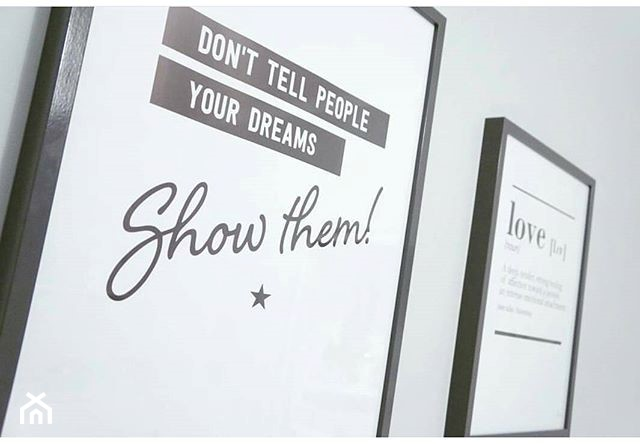 Plakaty Typograficzne Marki Gumberry Zdjęcie Od Gumberry