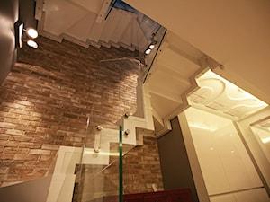 Przebudowa oraz projekt architektury wnętrz w domu jednorodzinnym