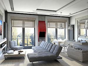 "Apartament ""Lofty Platinum""we Wrocławiu"""