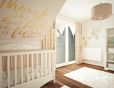 Pokój dziecka - zdjęcie od Anna KarJan Pracownia architektury wnętrz