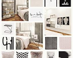 Sypialnia - zdjęcie od Anna KarJan Pracownia architektury wnętrz