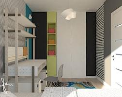 Pokój dziecka styl Nowoczesny - zdjęcie od Anna KarJan Pracownia architektury wnętrz