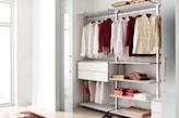 garderoba w stylu włoskim