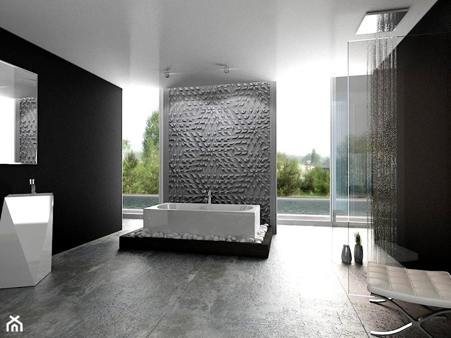 Beton Dekoracyjny W łazience Zdjęcie Od Wwwh Designpl