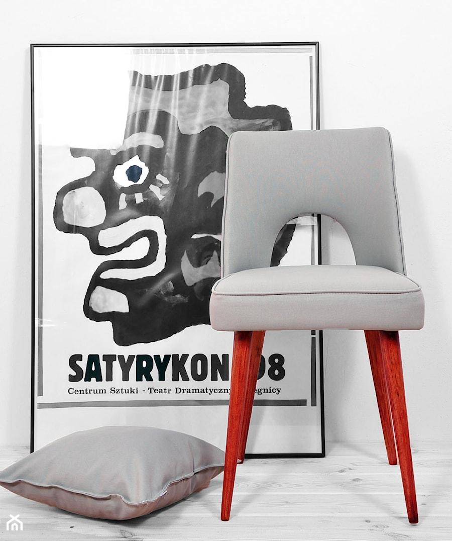 Odnowione krzesło z PRL-u/Pracownia Reborn - zdjęcie od Atelio