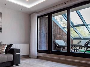 Otwórz się na świat z oknami balkonowymi THERMO HS.