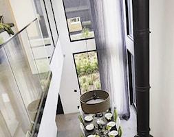 pozostałe inspiracje - Średnia otwarta szara jadalnia jako osobne pomieszczenie, styl nowoczesny - zdjęcie od Sokółka Okna i Drzwi S.A. - Homebook