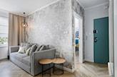 tapeta imitująca beton