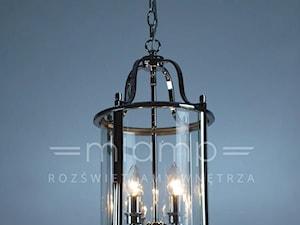 Wiszące lampiony - szklana klasyka oświetlenia