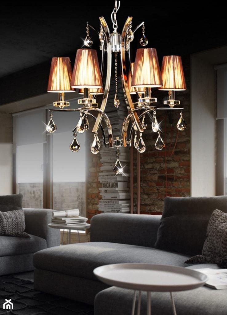 Lampa sufitowa GLAMOUR - zdjęcie od =mlamp.pl= | rozświetlamy wnętrza