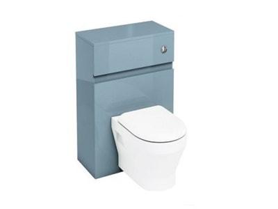 Pozostałe meble łazienkowe – modne wyposażenie wnętrz na Homebook.pl