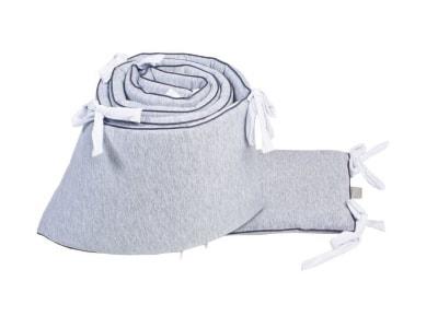 Ochraniacze do łóżeczek - wyposażenie wnętrz