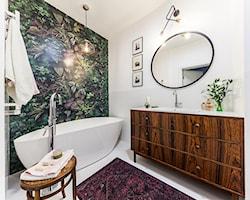 Łazienka w stylu eklektycznym - pomysły, inspiracje, aranżacje