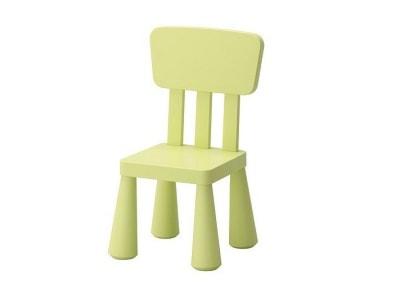 Krzesła dla dzieci - wyposażenie wnętrz