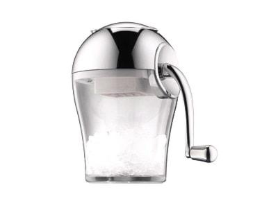 Kruszarki do lodu - wyposażenie wnętrz