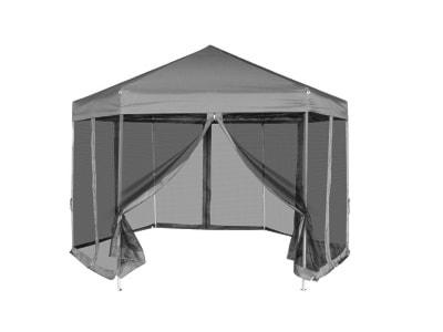 Namioty ogrodowe – modne wyposażenie wnętrz na Homebook.pl