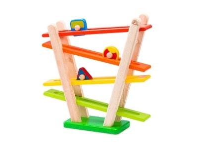 Zabawki drewniane – modne wyposażenie wnętrz na Homebook.pl