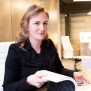 Katarzyna Kurleto, kreator marki MAXFLIZ