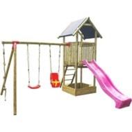 Zabawa w ogrodzie Kolor srebrny - wyposażenie wnętrz
