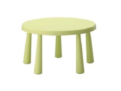 Stoliki dla dzieci - wyposażenie wnętrz