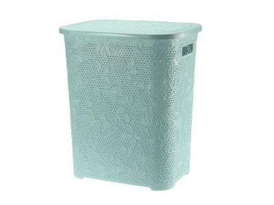 Kosze na pranie do łazienki – modne wyposażenie wnętrz na Homebook.pl