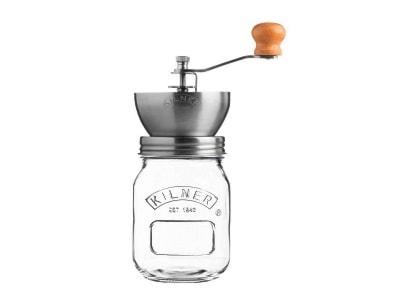 Ręczne młynki do kawy - wyposażenie wnętrz