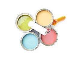 Malowanie – modne wyposażenie wnętrz na Homebook.pl