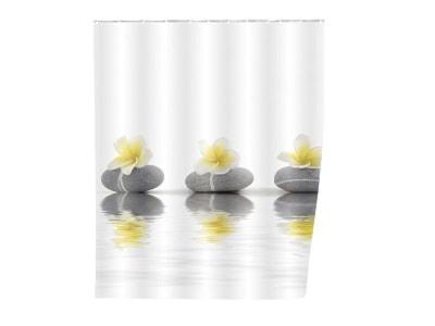 Zasłony prysznicowe - wyposażenie wnętrz