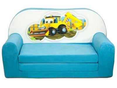 Sofy dla dzieci - wyposażenie wnętrz